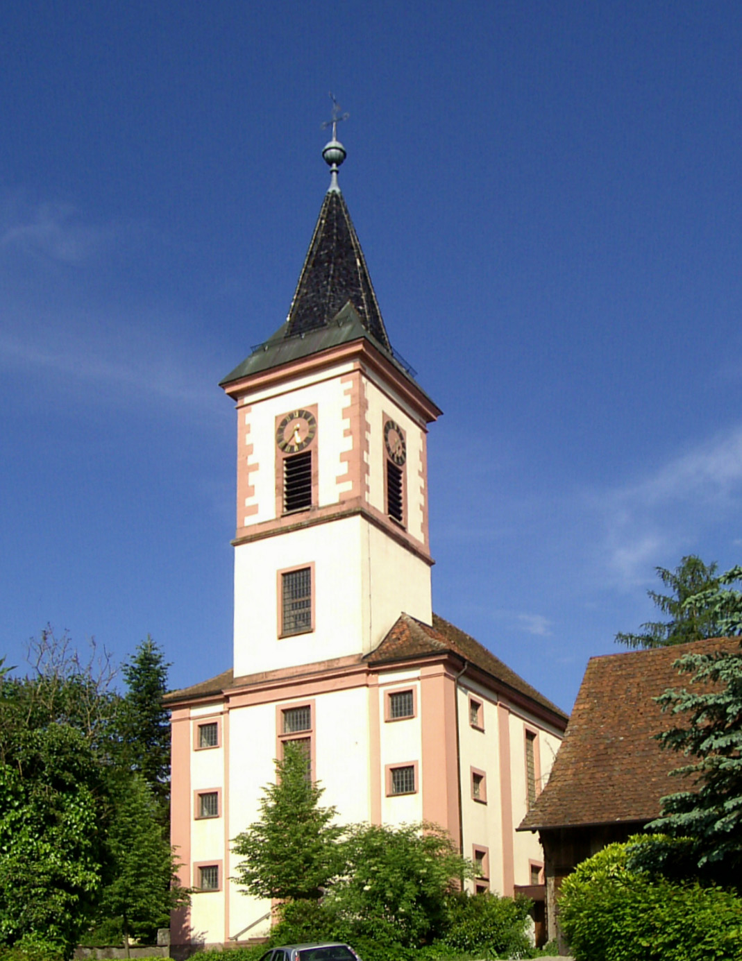Kirche St. Michael in Wittlingen